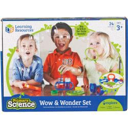 Learning Resources Wow Science Set - Theme/Subject: Learning - Skill Learning: Color Identification, Magnetism, Science Experiment, Fine Motor, Investigation, M