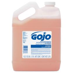 GOJO(R) Citrus-Scent Body And Hair Shampoo Refills, 128 Oz, Pack Of 4