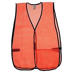 R3(R) Safety General Purpose Safety Vest, Orange
