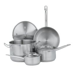 Vollrath Optio(TM) Stainless Steel Commercial Cookware Set