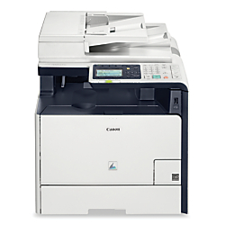 Canon Color imageCLASS (R) MF8580Cdw Wireless Laser All-In-One Printer, Copier, Scanner, Fax