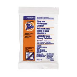 Tide Floor and All-Purpose Cleaner, 1.5-oz. Packets, 100 1.5-oz. packets per Carton, Sold by the Carton