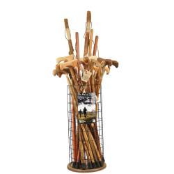 Brazos Walking Sticks(TM) Medical Package Wood Canes And Walking Sticks, Set Of 23