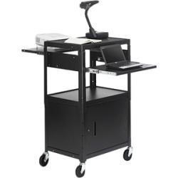 Bretford CA2642DNS-E5 Multimedia Cabinet Cart