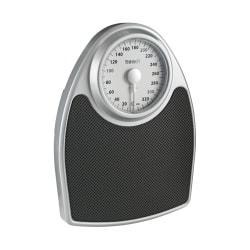 Conair(R) Thinner Analog Precision Scale, Silver