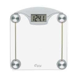 Conair(R) Weight Watchers(R) Digital Bathroom Scale, Silver