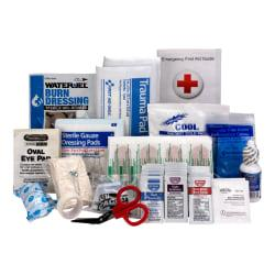 First Aid Only 90560/90562/90588 25-Person First Aid Kit Refill