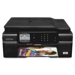 Brother Work Smart MFC-J870DW Inkjet Multifunction Printer - Color - Plain Paper Print - Desktop