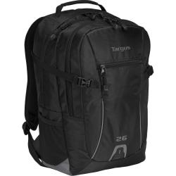 Targus Sport 26L TSB712US Carrying Case (Backpack) for 16in. Notebook - Black