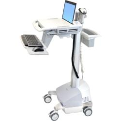 Ergotron StyleView EMR Laptop Cart, SLA Powered