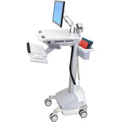 Ergotron StyleView EMR Cart with LCD Arm, SLA Powered