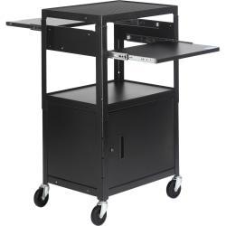 Bretford Basics CA2642DNS AV Notebook Cabinet Cart