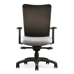 Neutral Posture(R) U4ia(TM) Mesh-Back Task Chair, 38in.H x 26in.W x 26in.D, Gray