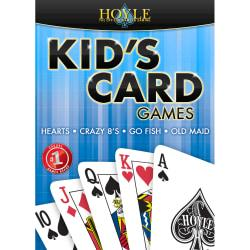 Hoyle Kid's Card Games, Download Version