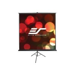 Elite Screens Tripod Portable Manual Pull-Up Projector Screen, 50in. Diagonal, T50UWS1