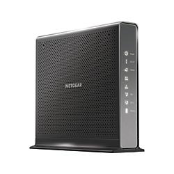 Netgear(R) Nighthawk(R) AC1900 Wireless High-Speed Cable Modem Router With XFINITY(R) Voice, C7100V-100NAS