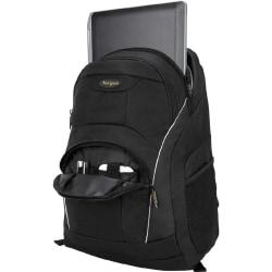 Targus TSB194US Carrying Case (Backpack) for 16in. Notebook - Black, Gray