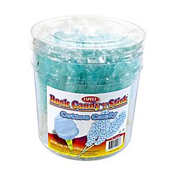 Espeez Rock Candy Sticks, 7in., Light Blue, Pack Of 36