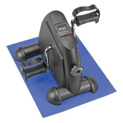 DMI(R) Mini Exercise Bike, 13 1/2in.H x 16in.W x 11 5/8in.D, Black