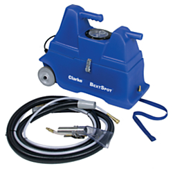 Clarke BextSpot 2 Gal 1.2 HP Carpet Spot Cleaning System, 55 PSI