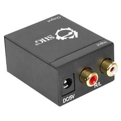 SIIG Analog to Digital Audio Converter