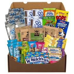 Snack Box Pros Breakfast Snack Box, 5.02 Lb