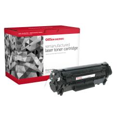 Office Depot(R) Brand ODCN104 (Canon 104) Remanufactured Black Toner Cartridge