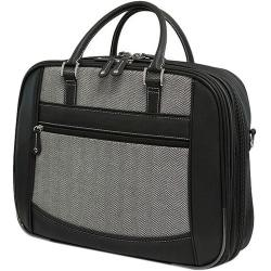 Mobile Edge ScanFast Carrying Case (Briefcase) for 16in. Ultrabook, Notebook, Magazine, Accessories, File, Document, Tablet - Black, White–Office Depot-Cash Back
