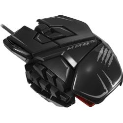 Mad Catz M.M.O. TE Gaming Mouse for PC And Mac, Black
