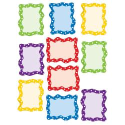 Teacher Created Resources Decorative Accents, Polka Dots Blank Cards, Assorted Colors, Pre-K - Grade 8, Pack Of 30