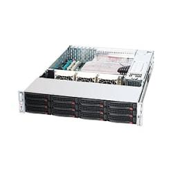 Supermicro SuperChassis SC826A-R1200UB Rackmount Enclosure