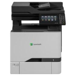 Lexmark(TM) CX725de Color Laser All-In-One Printer, Scanner, Copier, Fax