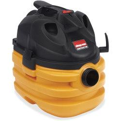 Shop-Vac Heavy-Duty Portable Vacuum - 4474.20 W Motor - 5 gal - Hose, Crevice Tool, Utility Nozzle, Filter - 20 ft Cable Length - 84in. Hose Length - 1458.7 gal