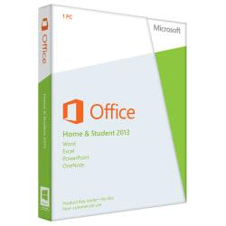 Microsoft(R) Office Home And Student 2013, English Version, Product Key