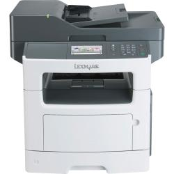 Lexmark(TM) Wireless Monochrome Laser All-In-One Printer, Scanner, Copier And Fax, MX511de