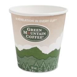 Green Mountain Coffee(R) T93767 Ecotainer(TM) Cups, 10 Oz., Carton Of 1000