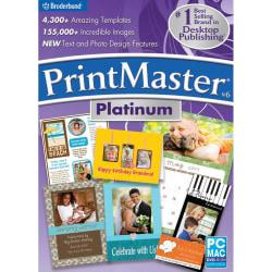 PrintMaster v6 Platinum, Download Version