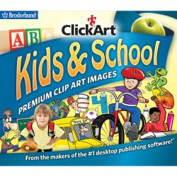 ClickArt Kids School , Download Version