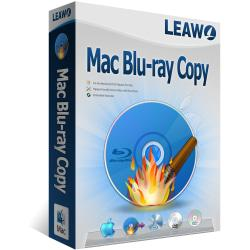 Leawo Blu-ray Copy for Mac, Download Version