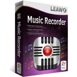 Leawo Music Recorder, Download Version