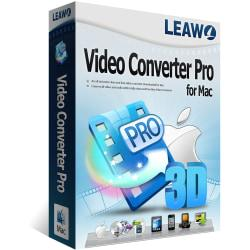Leawo Video Converter Pro for Mac, Download Version