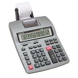 Casio HR-150TM PLUS Full Size Desktop Printing Calculator