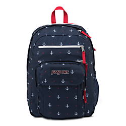 Review JanSport Digital Big Student Backpack For 15in. Laptops, Land Ahoy Before Too Late