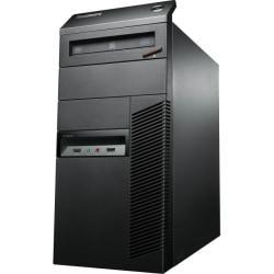 Lenovo ThinkCentre M92p 3212K5U Desktop Computer - Intel Core i7 i7-3770 3.40 GHz - Tower - Business Black