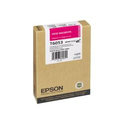 Epson(R) T6053 Vivid Magenta Ink Cartridge