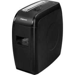 Fellowes Powershred(R) 12Cs Cross-Cut Shredder