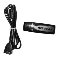 Netgear(R) Refurbished Wireless-N USB 2.0 Dual-Band Network Adapter, N600