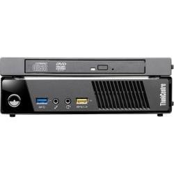 Lenovo ThinkCentre M93p 10AB000JUS Desktop Computer - Intel Core i5 i5-4570T 2.90 GHz - Tiny - Business Black