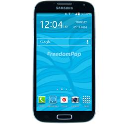 FreedomPop Refurbished Samsung Galaxy S4 Cell Phone, Black