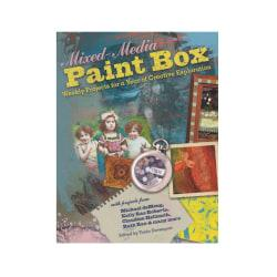 North Light Mixed Media Paint Box Art Activity Book